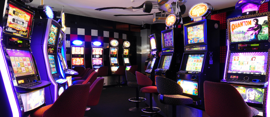 Burnside Gaming Room